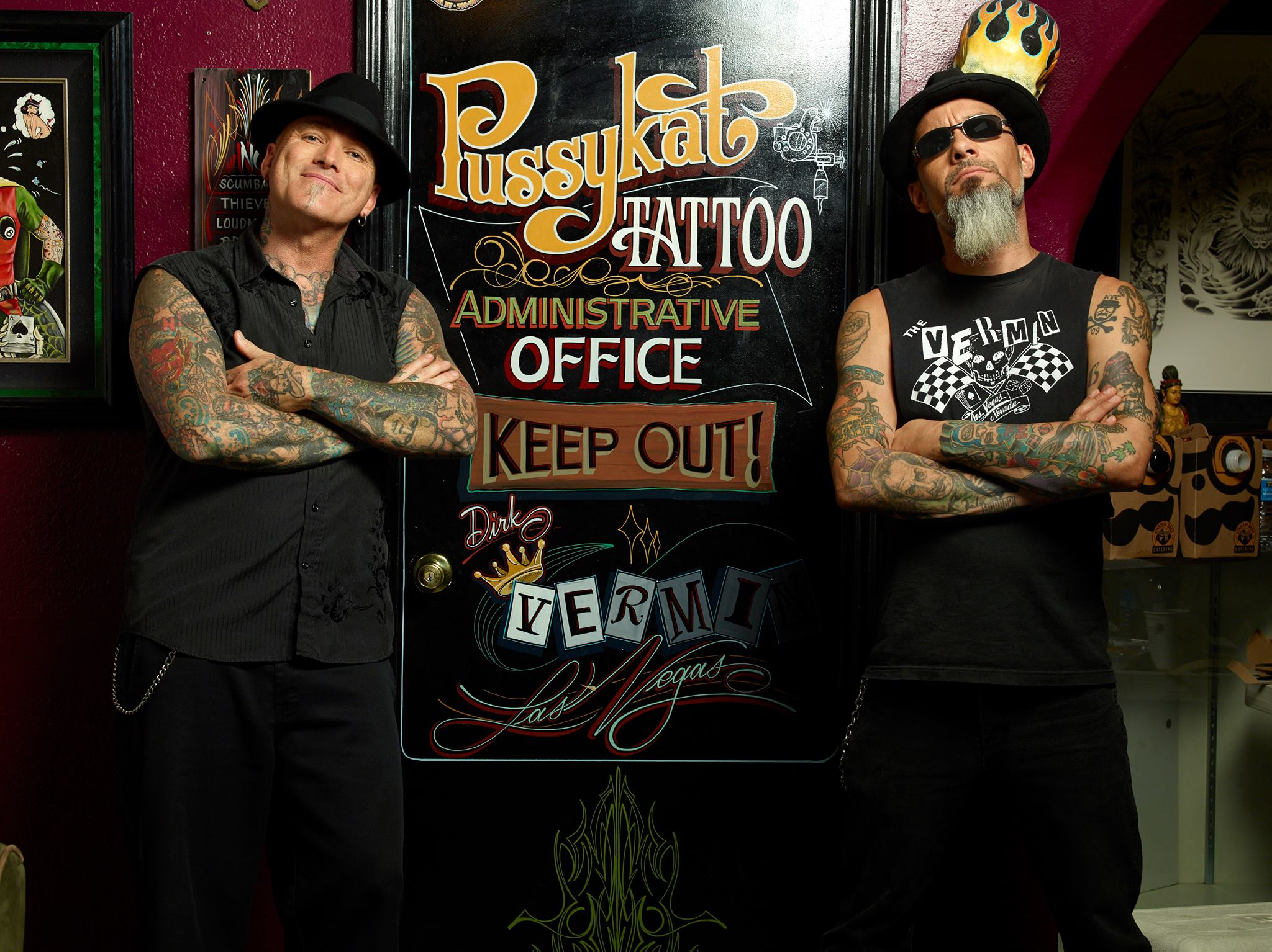 Watch the Tramp Stamps Gone Wild Full Episode - Bad Ink - A&E  Bad Ink Truck
